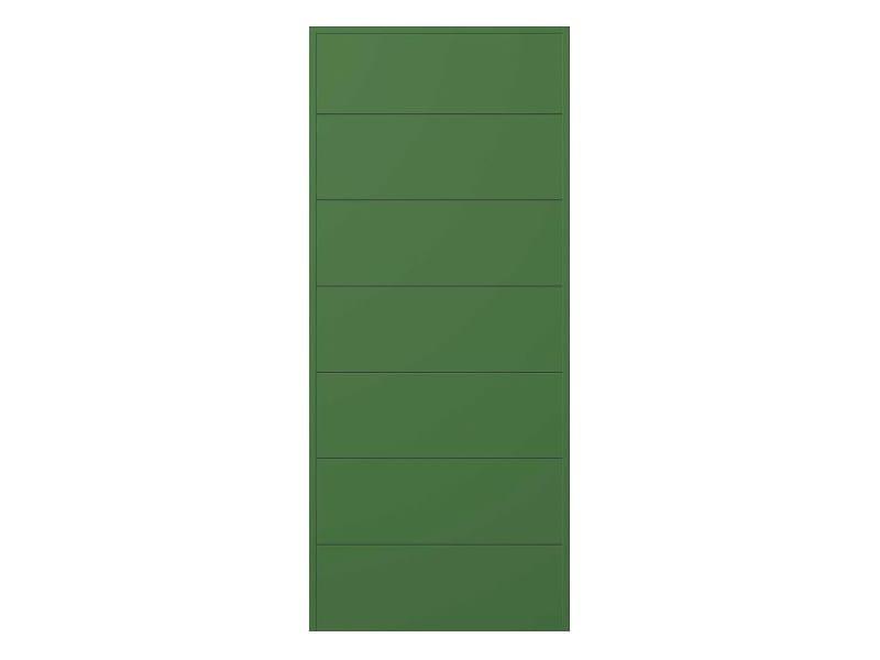 Door panel for outdoor use STRATO MOD.79 - Metalnova