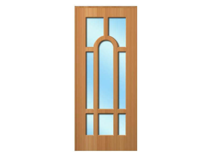 Door panel for outdoor use STRATO MOD.33 - V8 - Metalnova