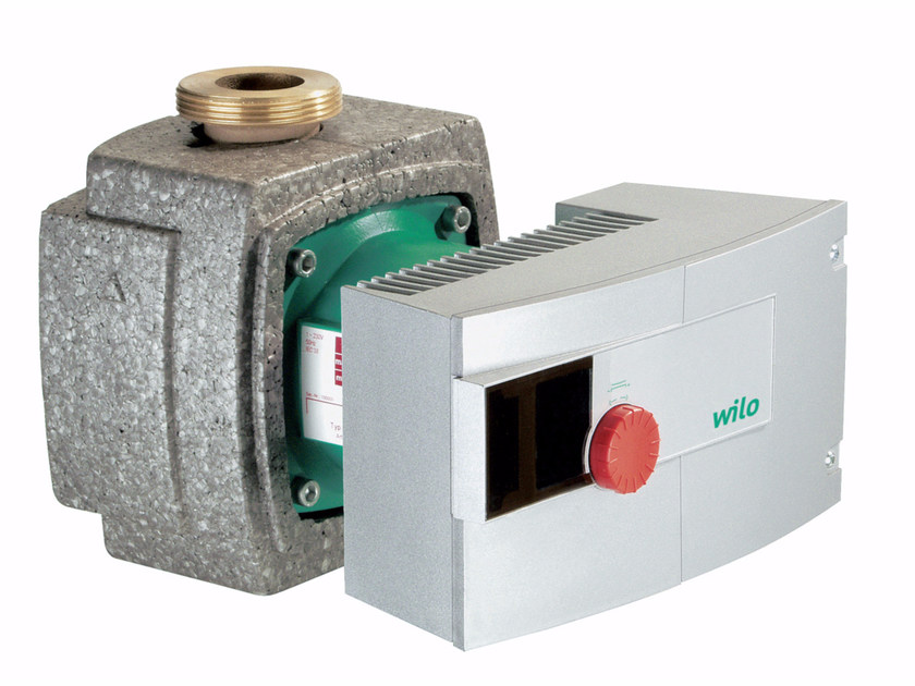 Pump and circulator STRATOS Z - WILO Italia