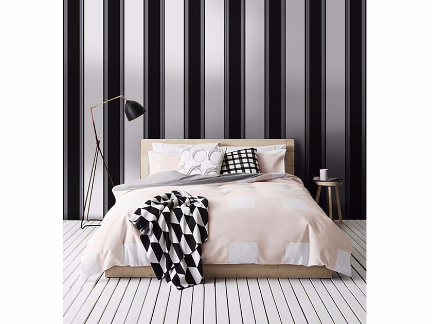 Adhesive washable wallpaper STRIPES by Wall LCA