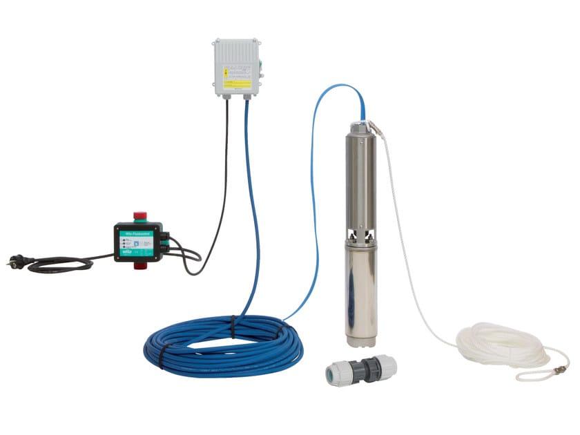 Pompa e circolatore per impianto idrico SUB TWU 4 PLUG & PUMP - WILO Italia