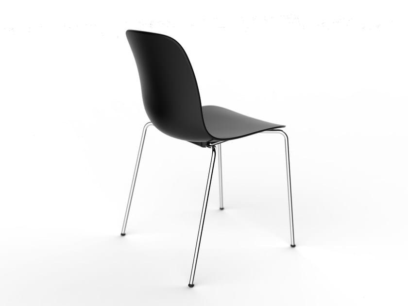 Polypropylene chair SUBSTANCE | Chair - Magis