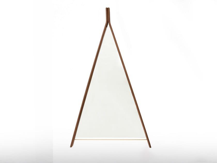 Countertop mirror SUITE by Tonin Casa