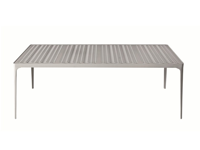 Rectangular table SUNRISE by Driade