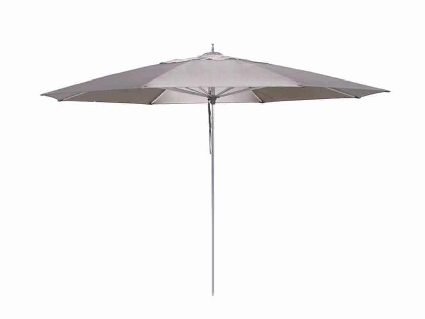 Round Garden umbrella SUNSHADE AUTOSCOPE by conmoto