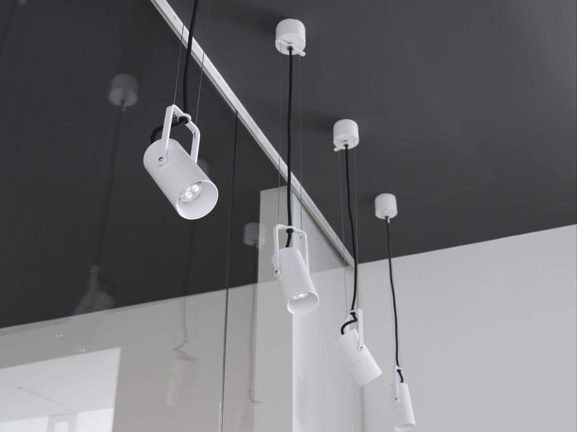 LED aluminium pendant lamp ZPRO | Pendant lamp by Brillamenti
