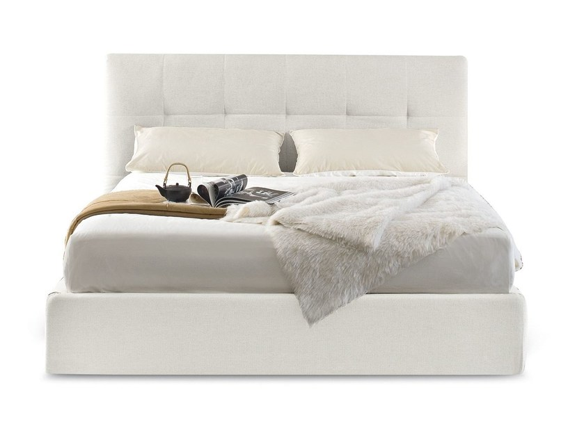 Fabric double bed SWAMI   Bed - Calligaris