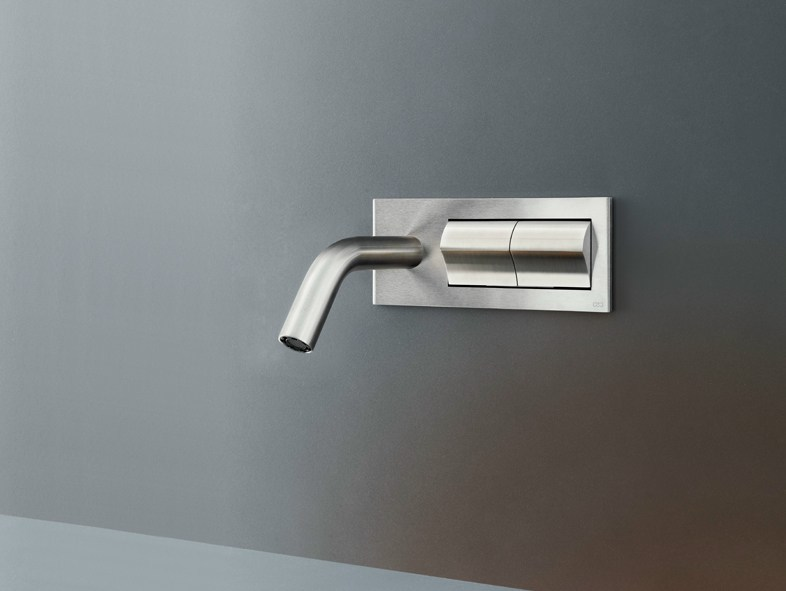 Dual lever wall mounted mixer SWI 02 - Ceadesign S.r.l. s.u.
