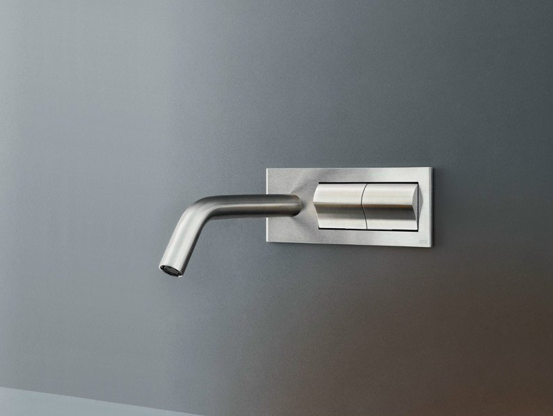 Dual lever wall mounted mixer SWI 10 - Ceadesign S.r.l. s.u.