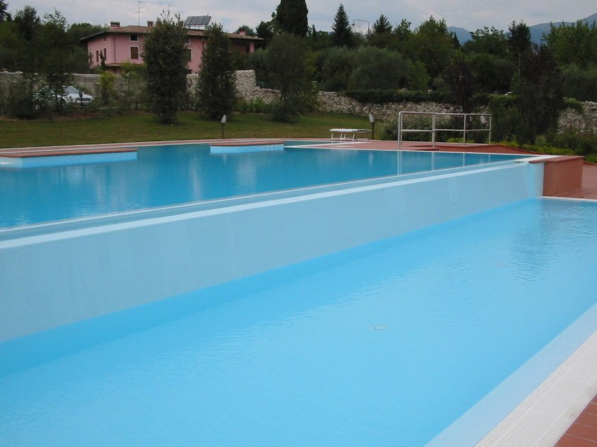 Infinity In-Ground swimming pool Swimming pool - BAIRES