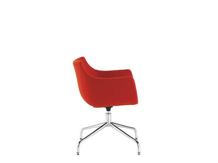 Swivel reception chair D&N PLUS | Swivel chair - Sesta