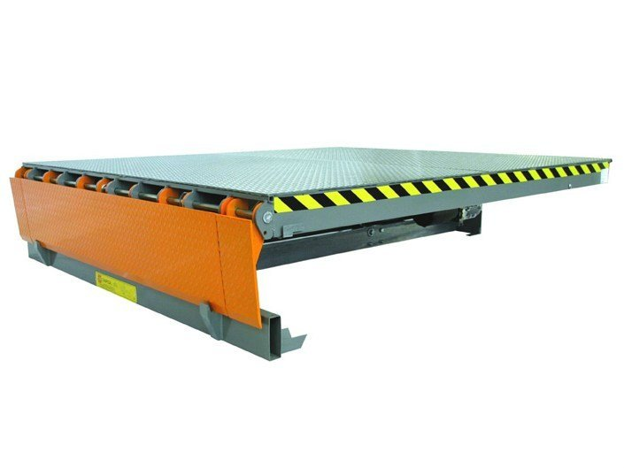 Loading ramp SWIVELLING LIP DOCK - CAMPISA