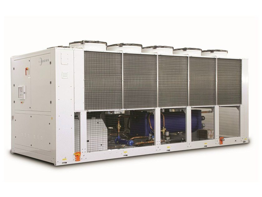 AIr refrigeration unit T-Power - Rhoss