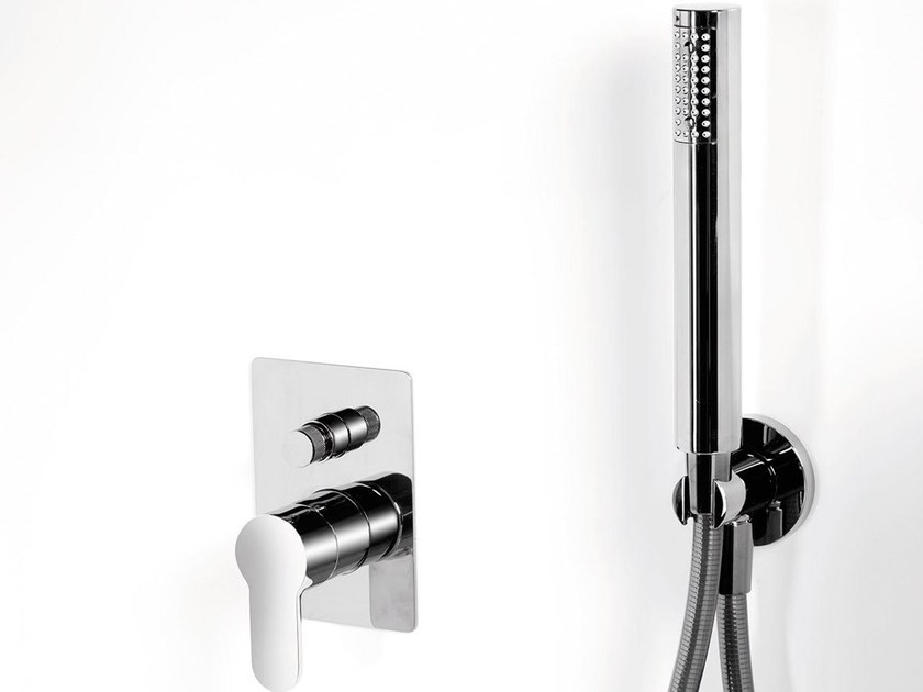 Shower mixer with diverter TAB | Shower mixer with diverter - RUBINETTERIE RITMONIO