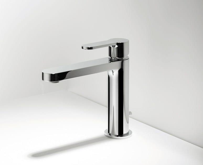 Countertop washbasin mixer TAB | Single handle washbasin mixer - RUBINETTERIE RITMONIO