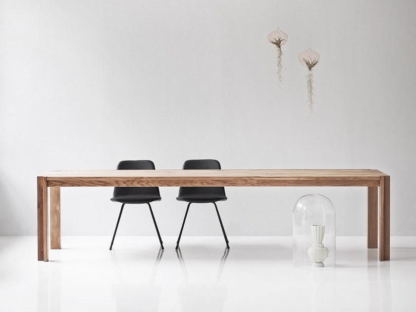 Wooden table JEPPE UTZON TABLE #1 - dk3