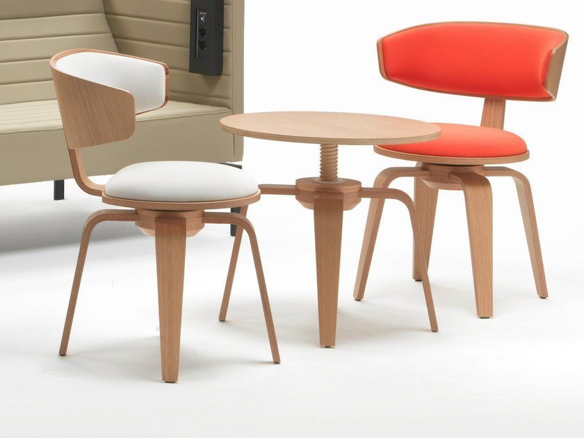Round table PIVOT | Table - Giulio Marelli Italia
