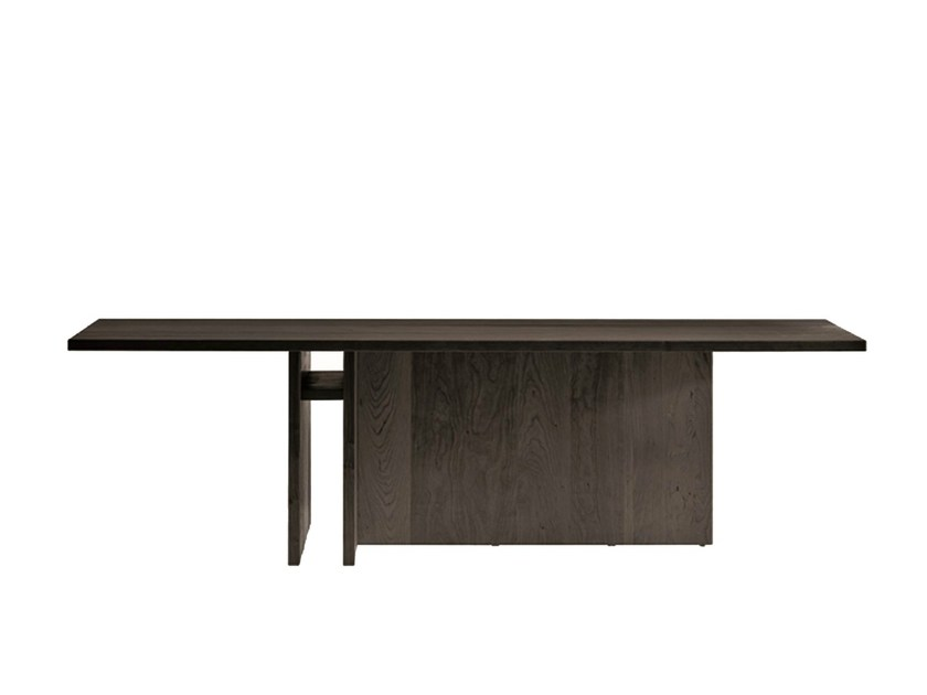 Wooden table TABLE I - Driade