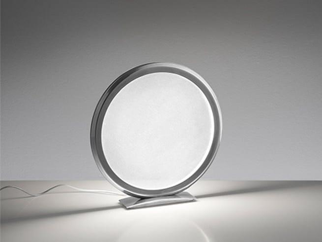 LED aluminium table lamp DISCOVERY | Table lamp - Artemide Italia