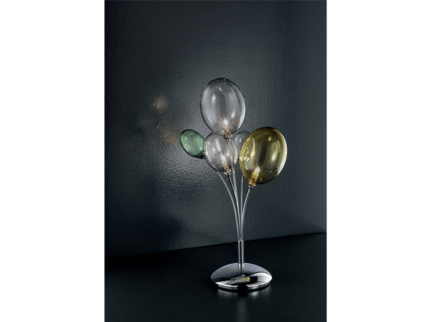 Direct light Pyrex® table lamp BOLLA   Table lamp - IDL EXPORT