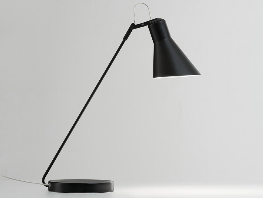 Adjustable painted metal table lamp TAIA | Table lamp by Lucente