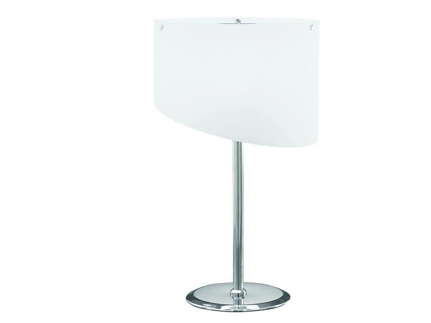 Blown glass table lamp GRETA | Table lamp by ROSSINI
