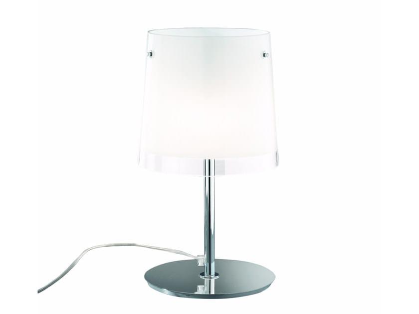 Blown glass table lamp SHARON | Table lamp - ROSSINI ILLUMINAZIONE