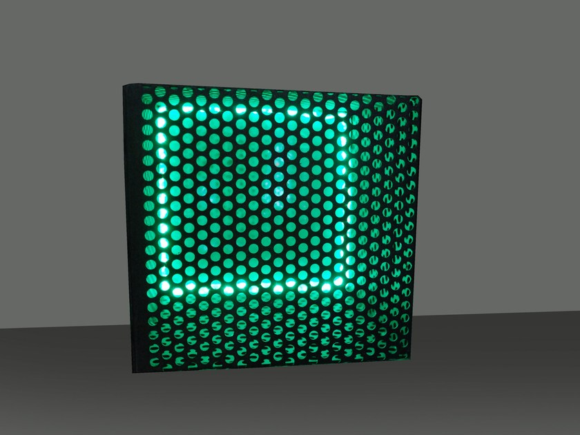 Table lamp CUBE - SPAZIOMISTRAL