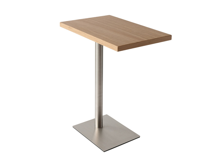 Wooden side table BRICKS | Side table by Palau