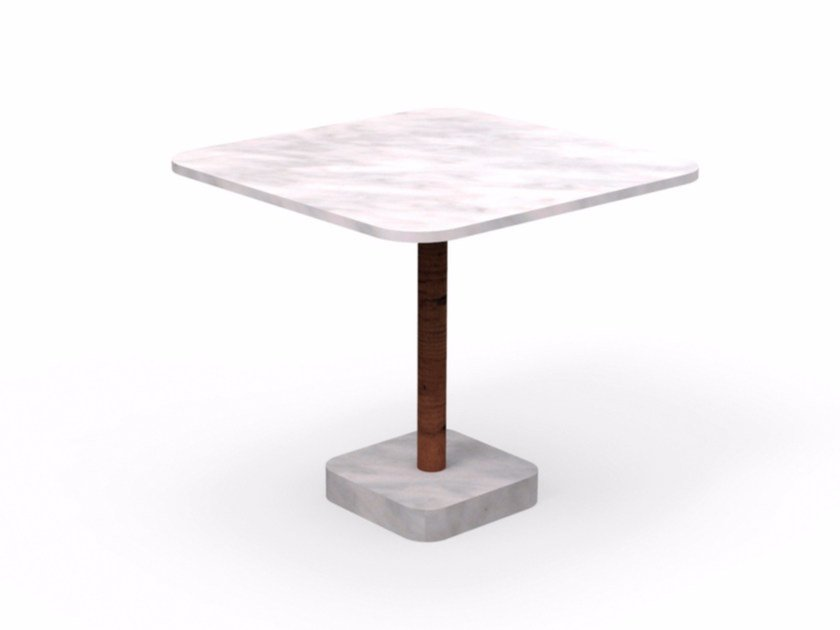 Square garden table BRIDGE | Table - Talenti