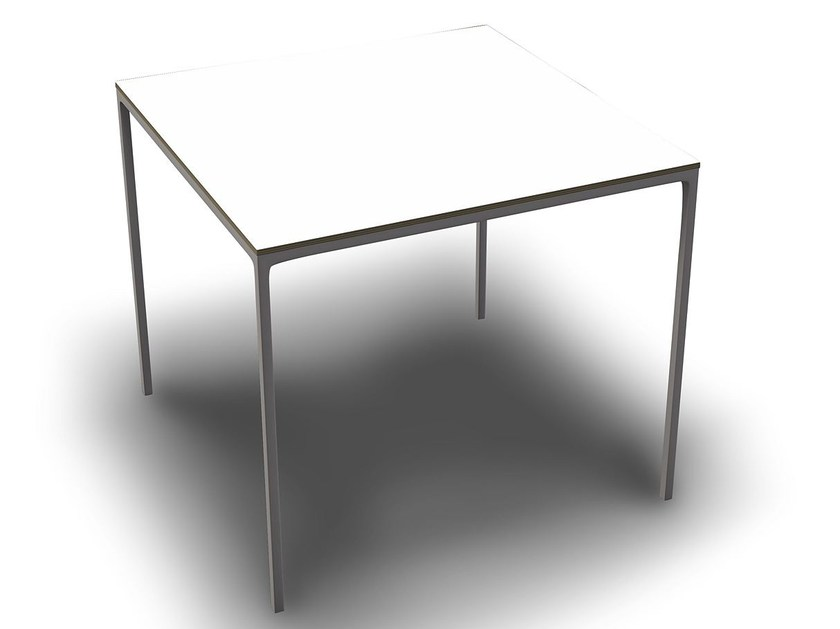 Square table TABLO - Paolo Castelli