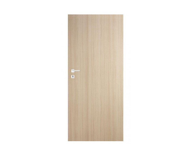 Door panel for indoor use TABULA LAMINATINO WHITE OAK - Metalnova