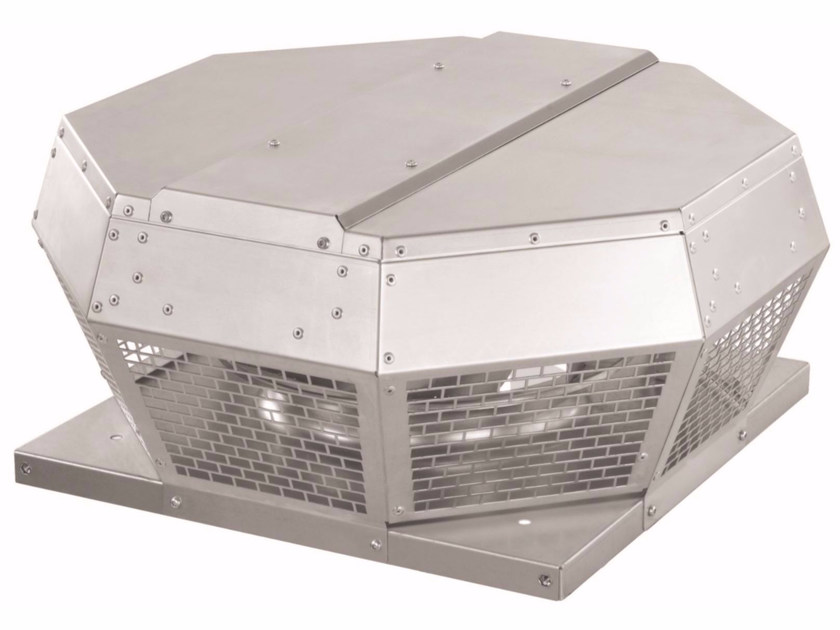 Industrial roof extractor TAHA - ALDES