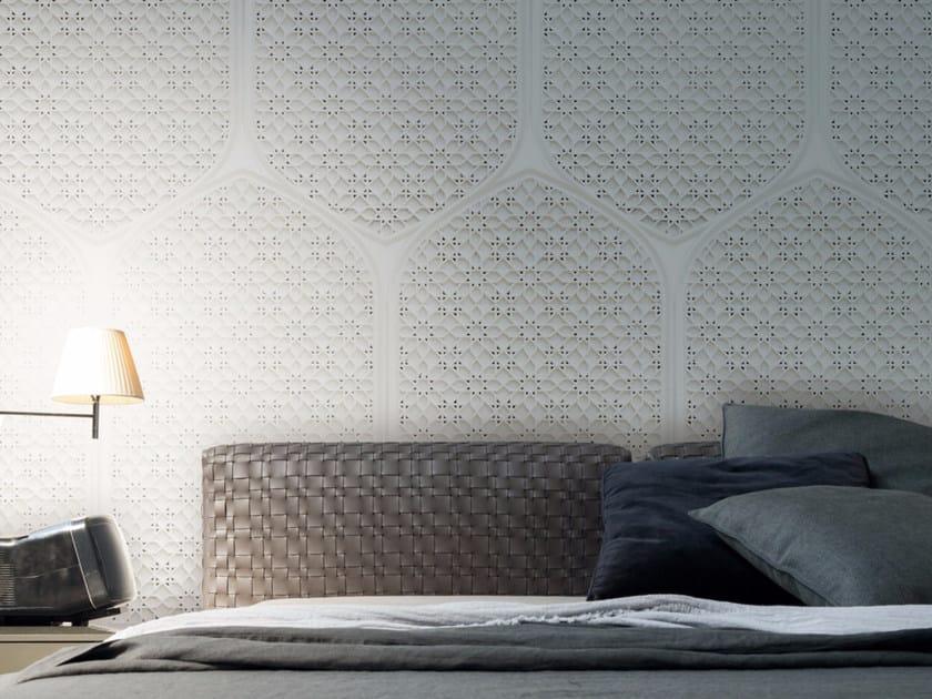 Motif panoramic wallpaper TANGLE - Inkiostro Bianco