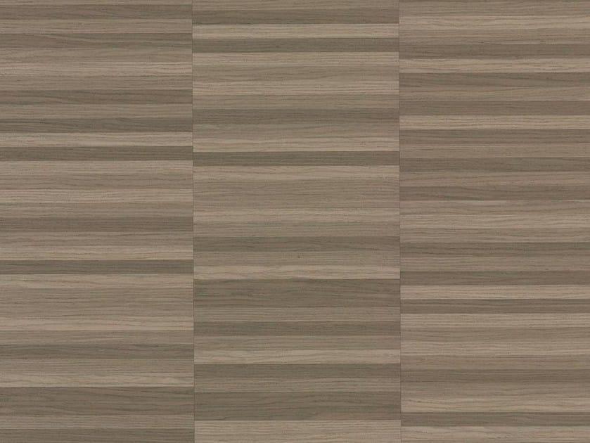 Indoor wooden wall tiles TARSIE 3 WHITE by ALPI