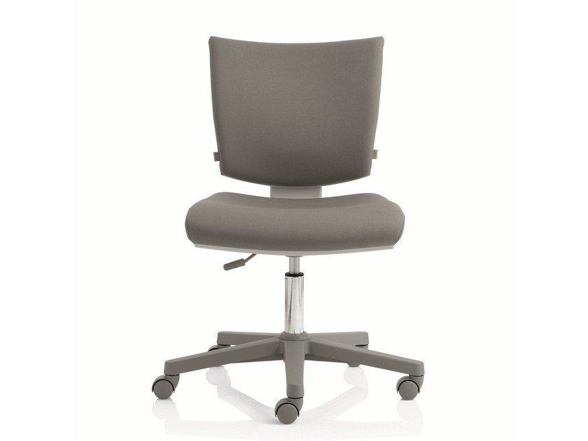 Task chair with 5-Spoke base EM59 | Task chair by Emmegi