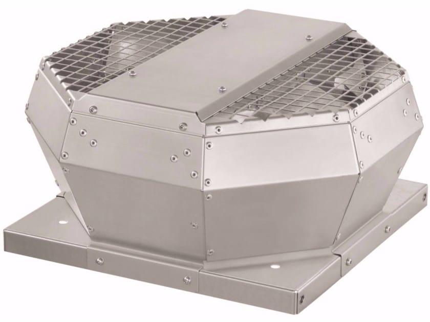 Industrial roof extractor TAVA - ALDES