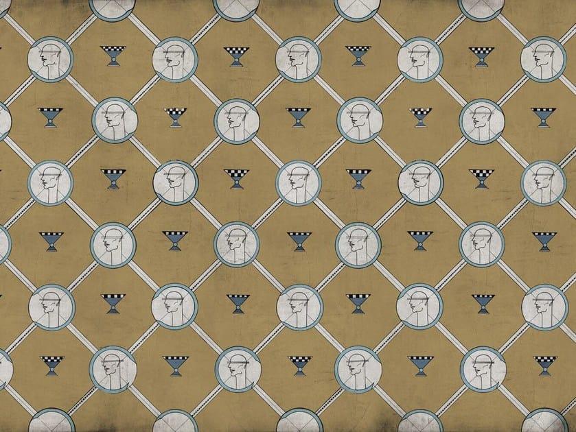 Fiberglass textile wallpaper TB-02 by MOMENTI