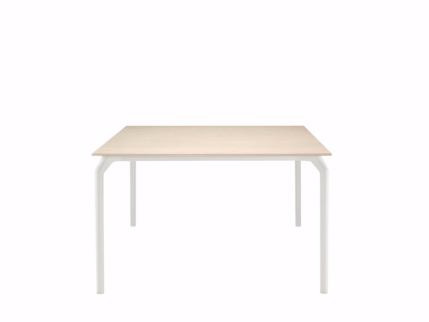 Square table TEC 800 - 630 | Square table - Alias
