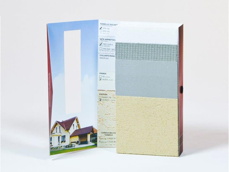 Exterior insulation system TECHNOTHERM - CHIRAEMA