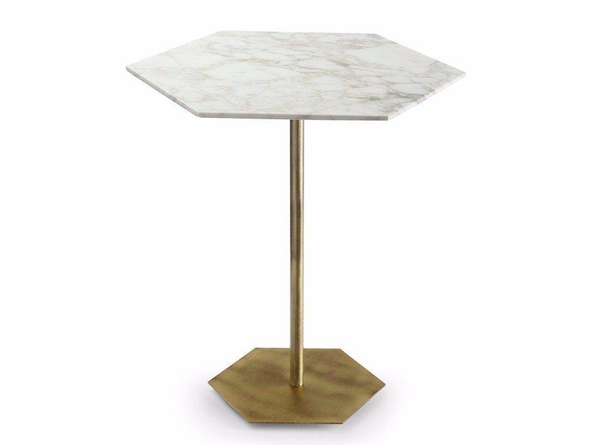 Marble living room table TED | Marble table - MARIONI