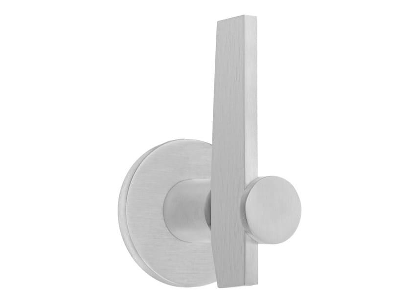 Stainless steel exterior door handle TENSE BB200VB | Exterior door handle by Formani