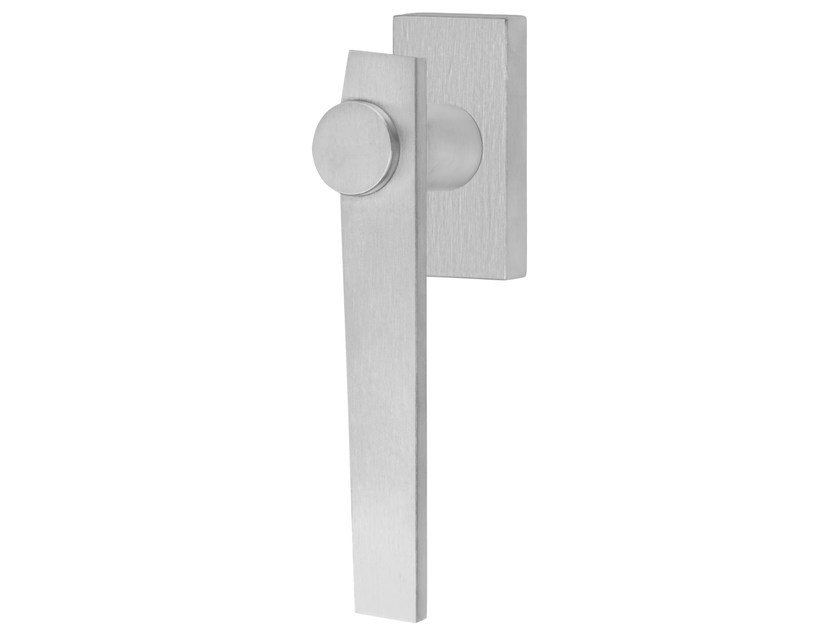 DK stainless steel window handle TENSE BB101-DK | Window handle - Formani Holland B.V.
