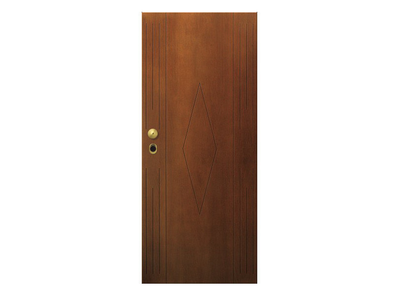 Door panel for indoor use LINEA TEOREMA by Metalnova