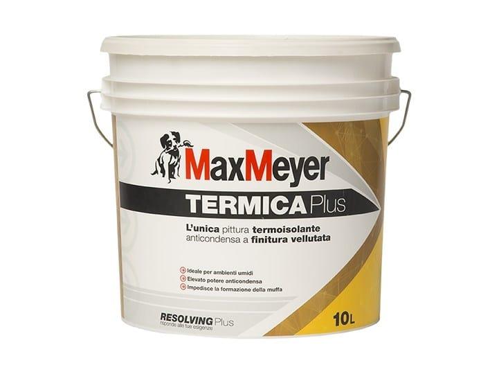 Pittura termoisolante anticondensa termica plus maxmeyer - Pittura termoisolante antimuffa ...