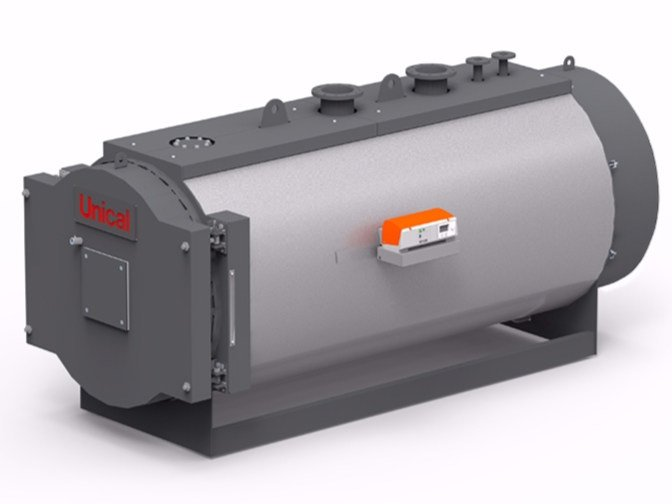 Hot water boiler TERNOX 2S by Unical AG