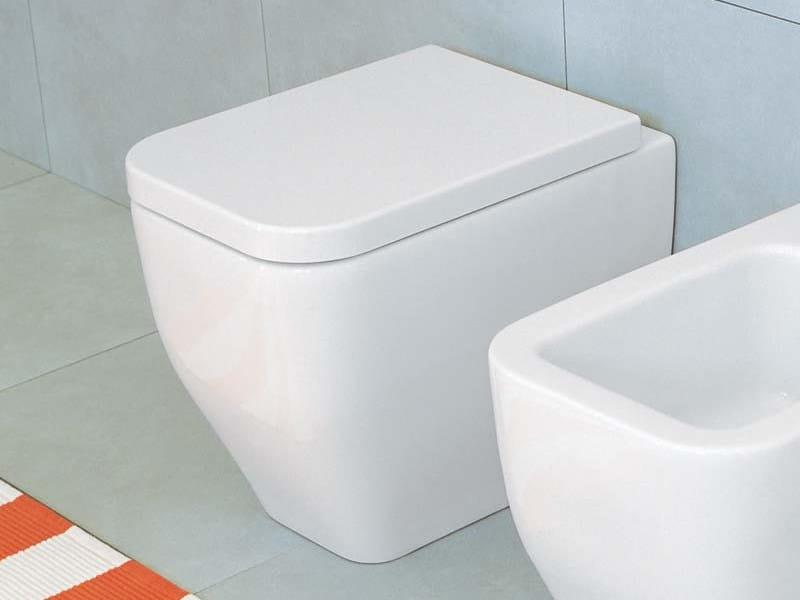 Ceramic toilet TERRA | Toilet - CERAMICA FLAMINIA