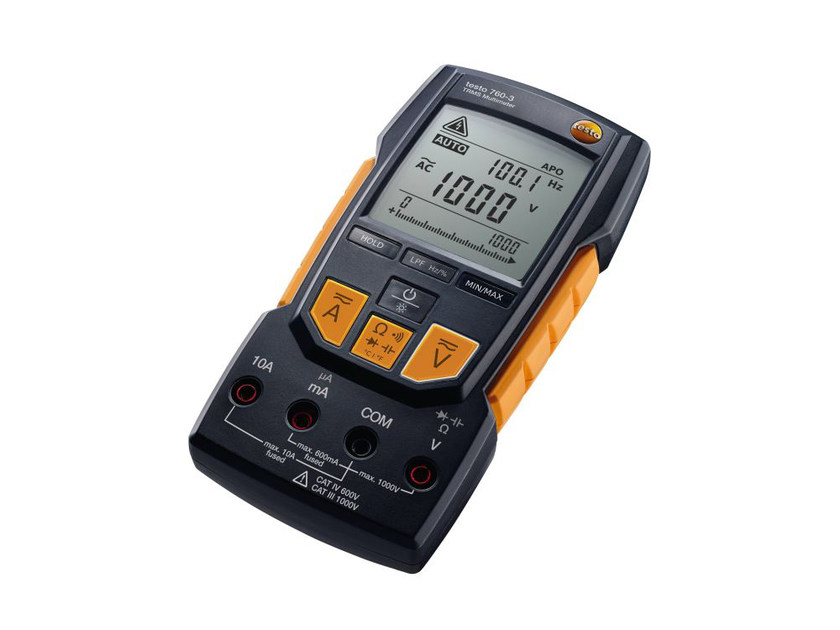 Measurement, control, thermographic and infrared instruments TESTO 760-3 - TESTO