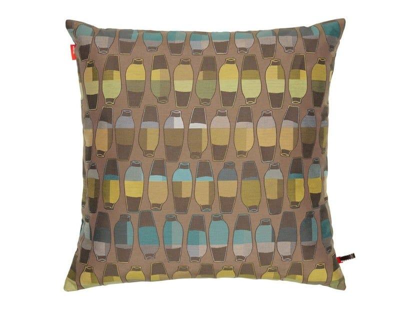 Fabric cushion VASES GOLDENROD - Vitra