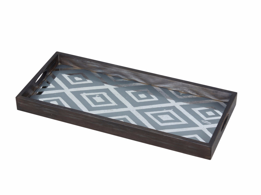 Rectangular tray DIAMOND - Notre Monde